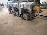 Industrial Product Crate Washer