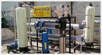 1000 LPH Reverse Osmosis System