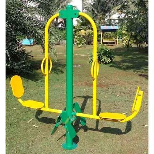 Leg Stretcher Outdoor Gym Equipment