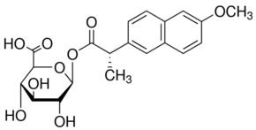 (S)-Naproxen acyl-β-D-glucuronide