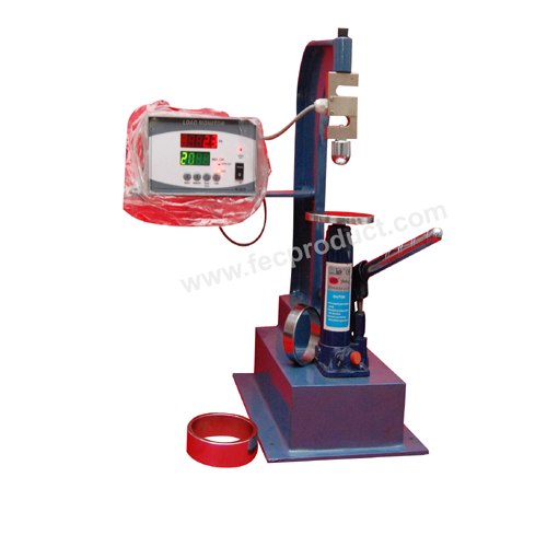 Filter Cover Plate-Weld Strength Tester