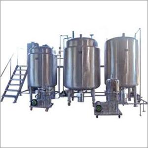 Liquid Manufacturing Tank