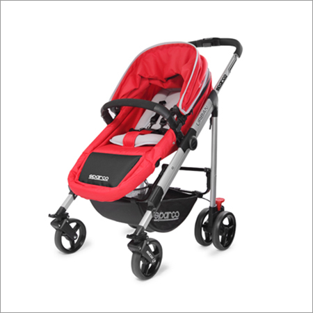 Red Urban Stroller