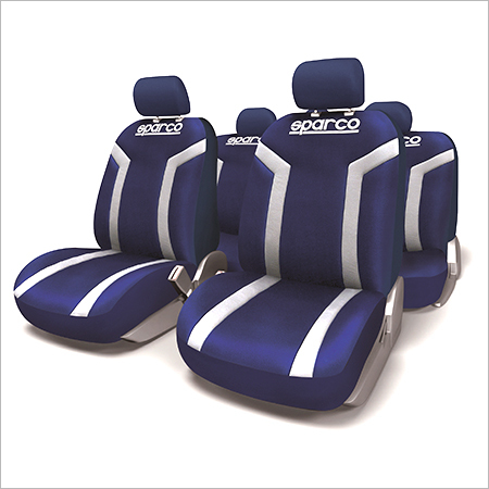 Linea S Blue Car Seat Cover