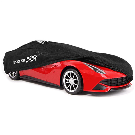 Non Woven Black Car Cover