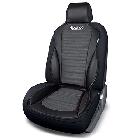 3d Black Grey Backrest