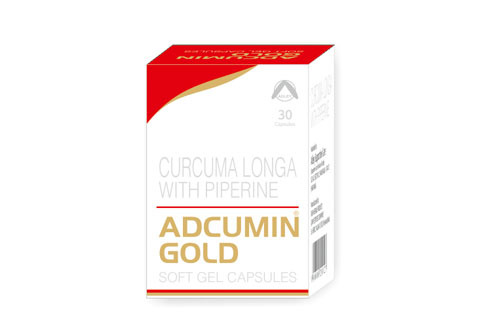 Adcumin Gold Soft Gel Capsules