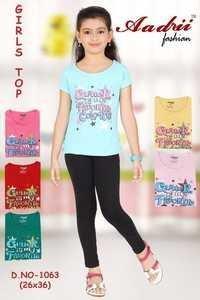 Girls Fancy T-shirts