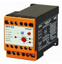 Minilec Motor and Pump Protection Relays MPR D2