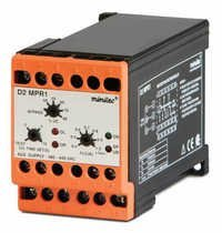 Minilec Motor And Pump Protection Relays D2 Mpr1
