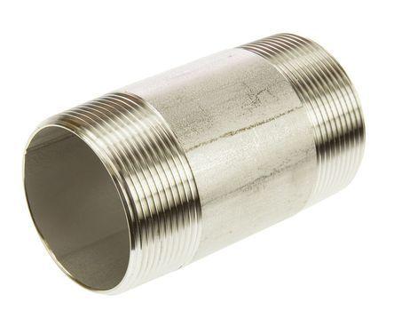 Stainless Steel Barrel Nipple