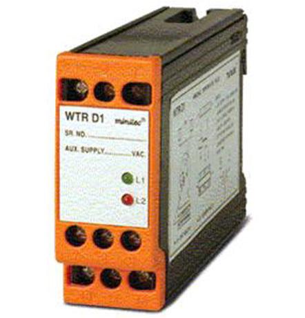 Minilec Temperature Protection Relay WTR D1