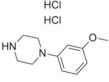 1-(3-Methoxyphenyl)piperazine dihydrochloride