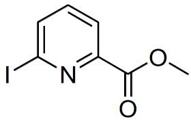 Methyl 6-iodo-pyridine¬2-carboxylate