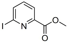 Methyl 6-iodo-pyridine¬2-carboxylate