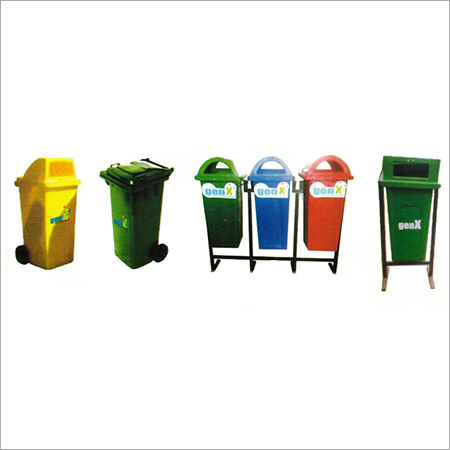 Roto Mould Garbage Dustbin