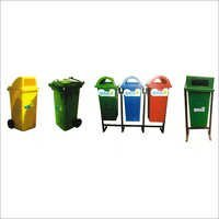 Industrial Dust Bins