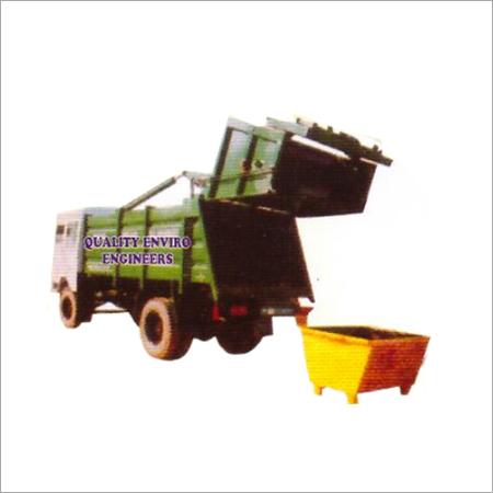 Refuse Collector Compactors