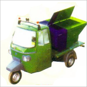 Auto Collector Tippers Close Tipper