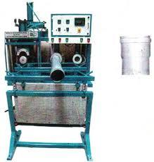 Manual PVC Pipe Socketing Machine