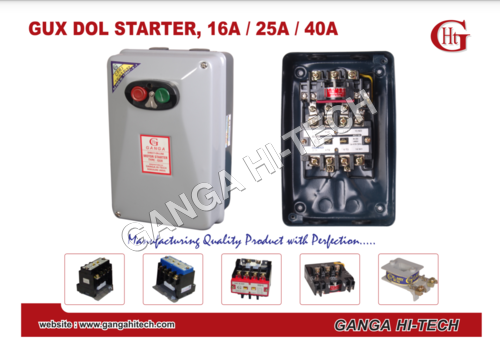 DOL Motor Starter 15A/ 25A/40A
