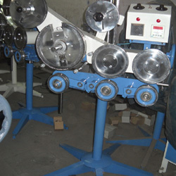 Drip Pipe Online Embossing Unit