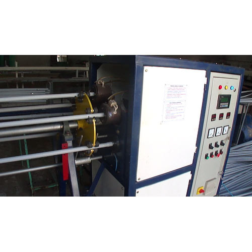 Rotary PVC Socketing Machine