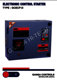 Electronic Control Starter