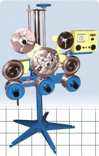 PVC/HDPE Embossing Machine