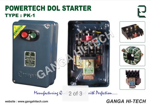 Power Tech DOL Starter