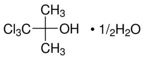 1,1,1-Trichloro-2-methyl-2-propanol hemihydrate