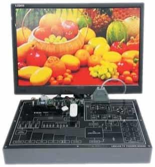LED TV Trainer Board