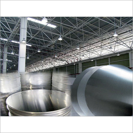 Cold Rolled Aluminium Circle
