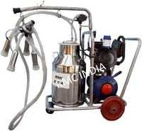 Mobile Trolley Milking Machine