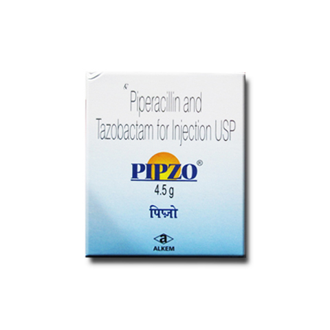 Piperacillin and Tazobactam