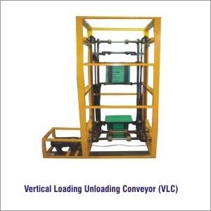 Vertical Loading Unloading Conveyor