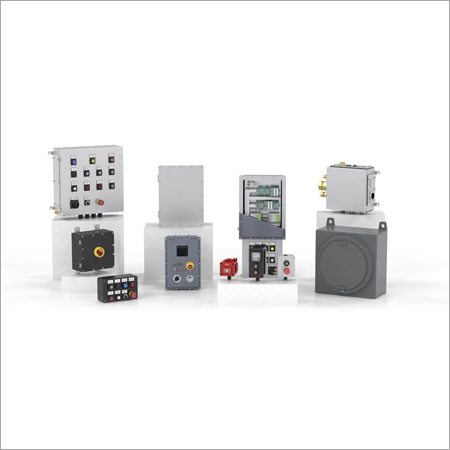 Electrical Explosion Protection Equipment