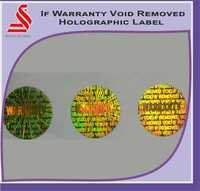 If Warranty Void Removed Hologram Label