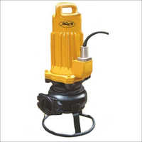 Portable Submersible Non Clog Pumps