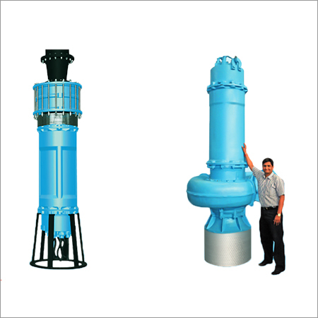 Submerged Centrifugal Pump Sets