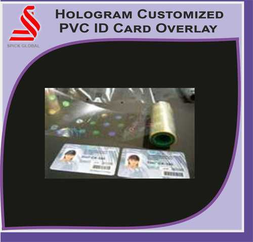 Generic Stock Hologram Labels