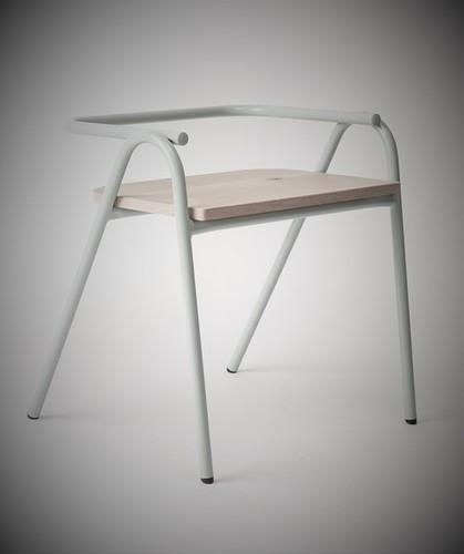 Designer Steel Chair