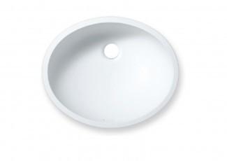 Oval Acrylic Sink