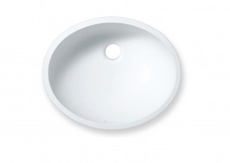 Oval Acrylic Sink