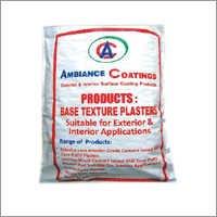 Base Texture Plasters