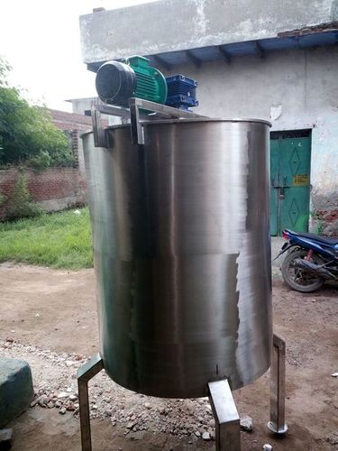Stainless Steal Tank
