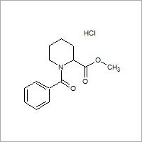 Methyl 1-benzoyl-piperidine¬2-carboxylate Hydrochloride
