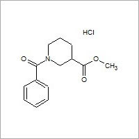Methyl 1-benzoyl-piperidine¬3-carboxylate Hydrochloride
