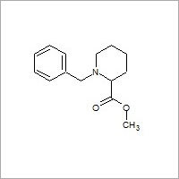 Methyl 1-benzyl-piperidine¬2-carboxylate