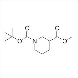 Methyl 1-boc-piperidine¬3-carboxylate